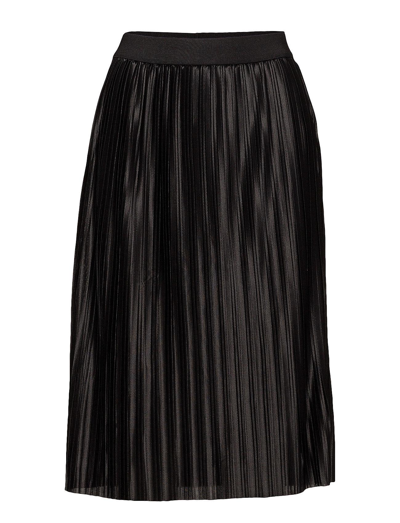 Bruuns Bazaar Penny Cecilie skirt - BLACK