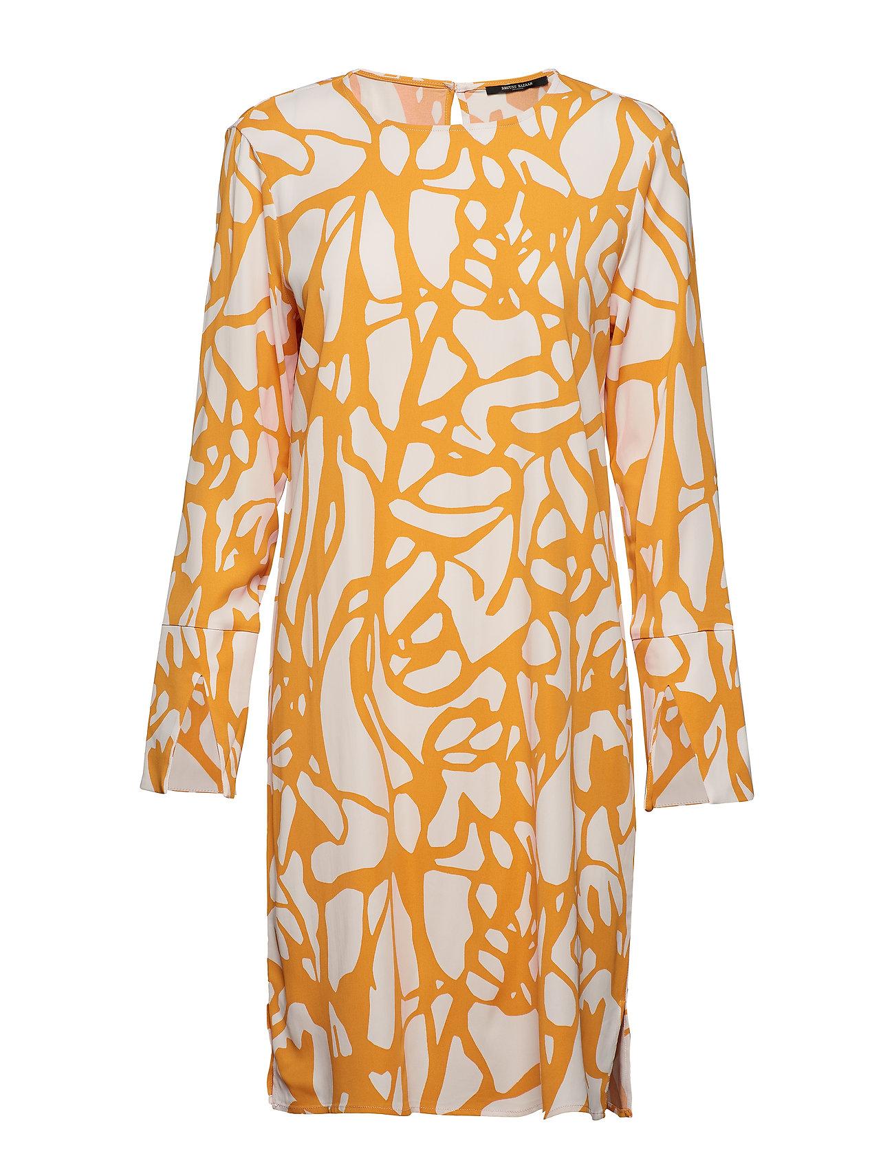 Bruuns Bazaar Grid Felia Dress - GRID ARTWORK