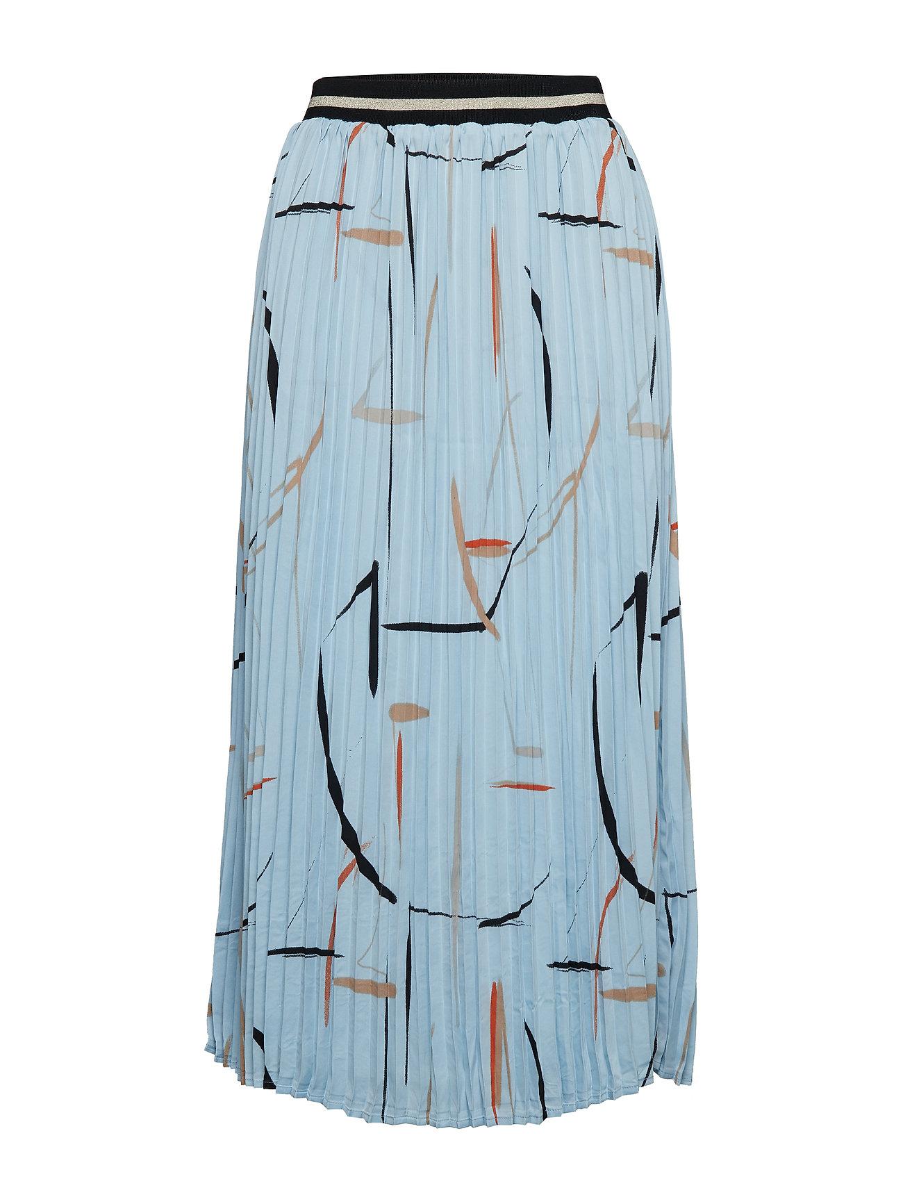 Bruuns Bazaar Dream Alice Skirt - DREAM ARTWORK