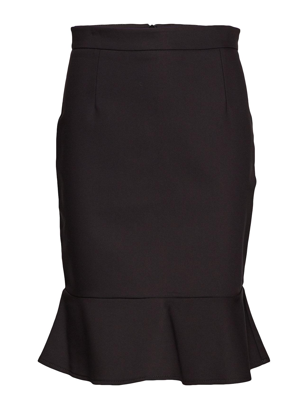 Bruuns Bazaar Lynn Hilda Skirt - BLACK