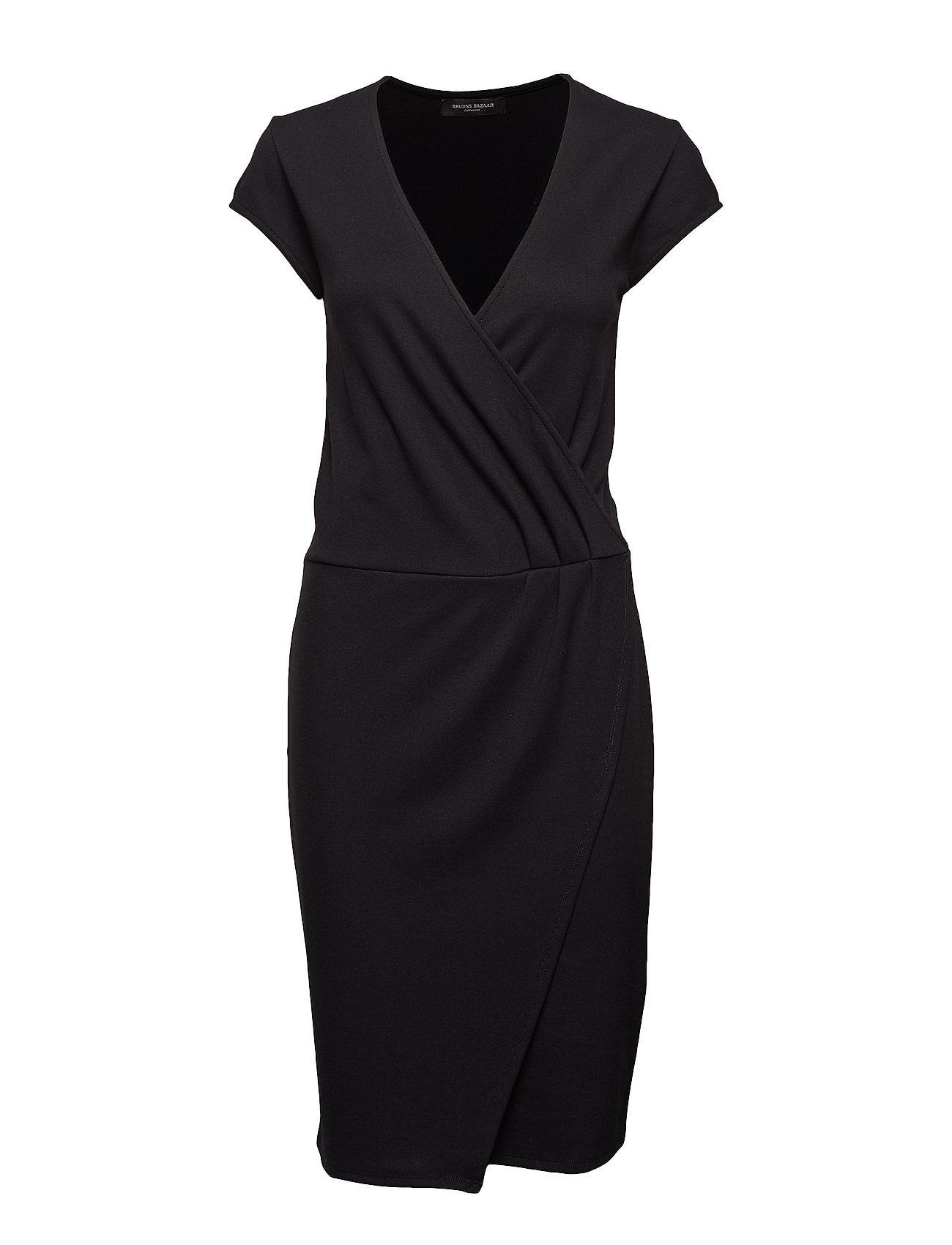 Bruuns Bazaar Tami Rosie Dress - BLACK