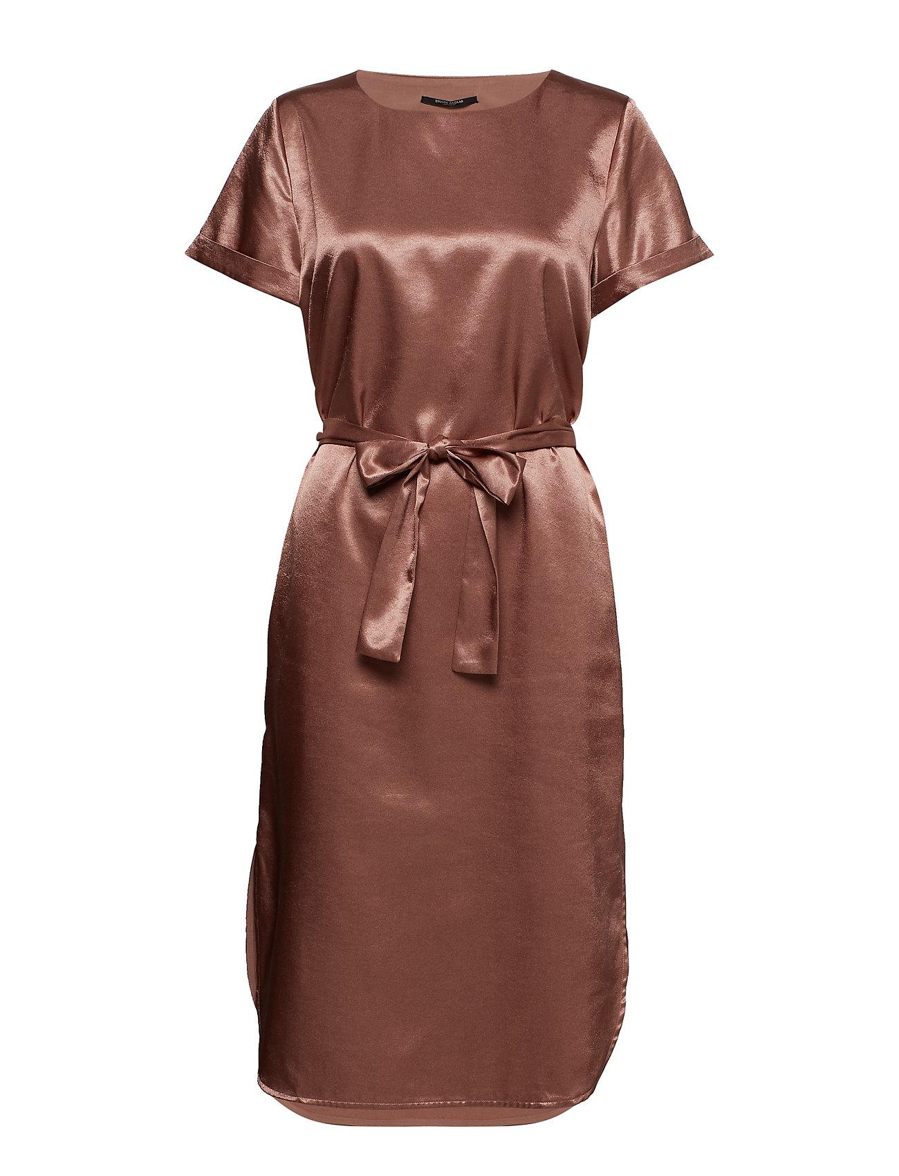 Bruuns Bazaar Vida Daria Dress - SPRING TAN