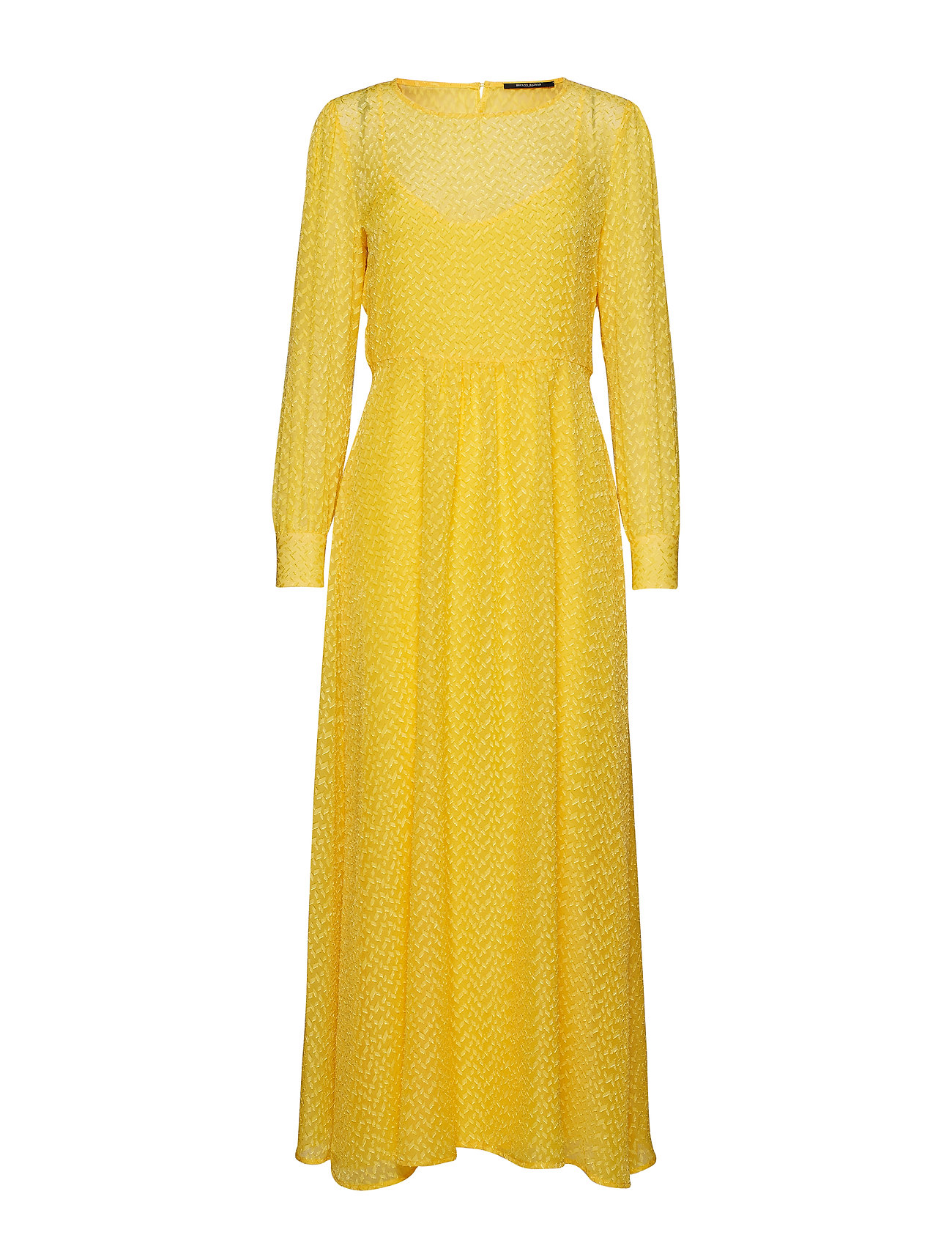 Bruuns Bazaar Zilke Luzia Dress - PEACHY YELLOW