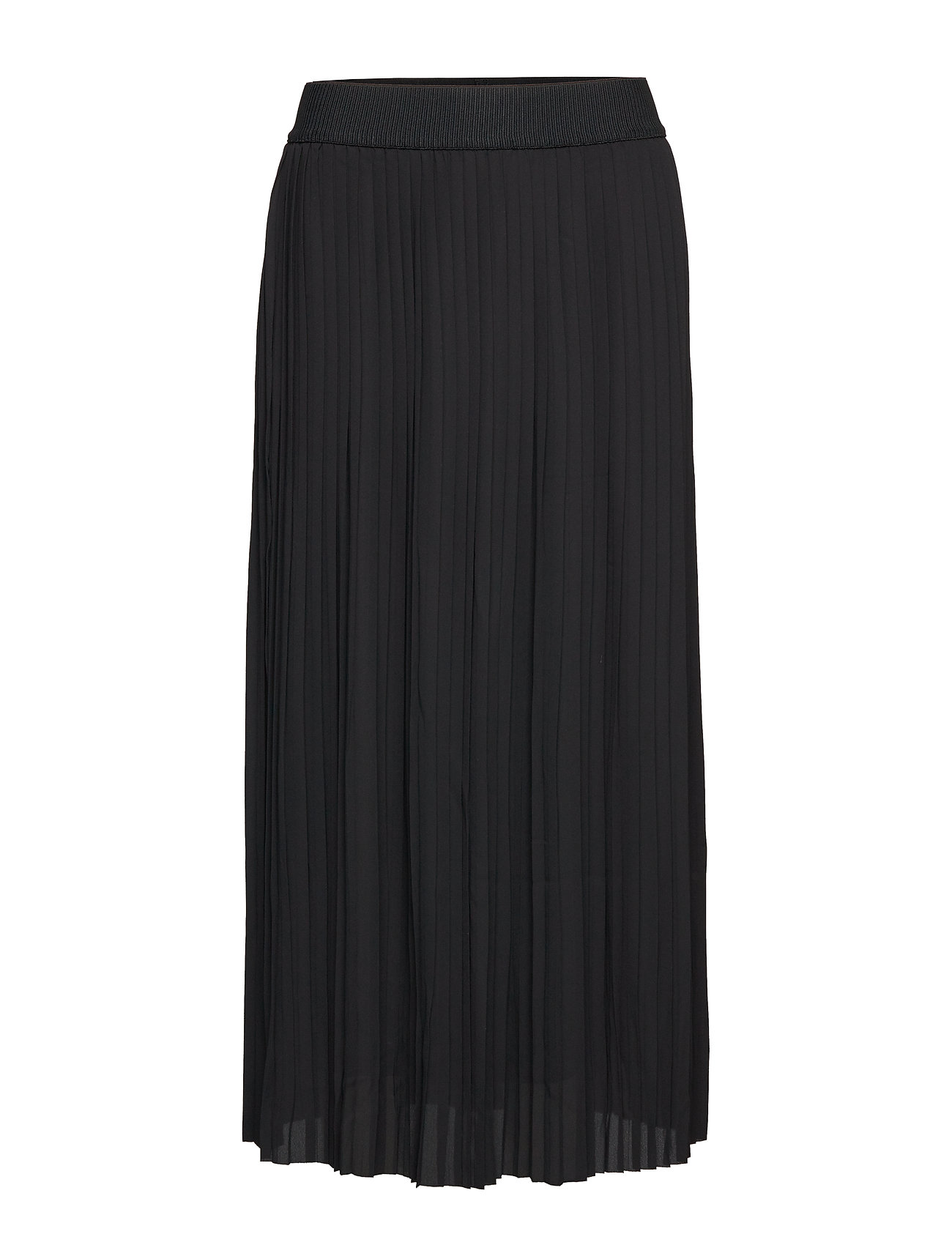 Bruuns Bazaar Petri Carmen solid skirt - BLACK
