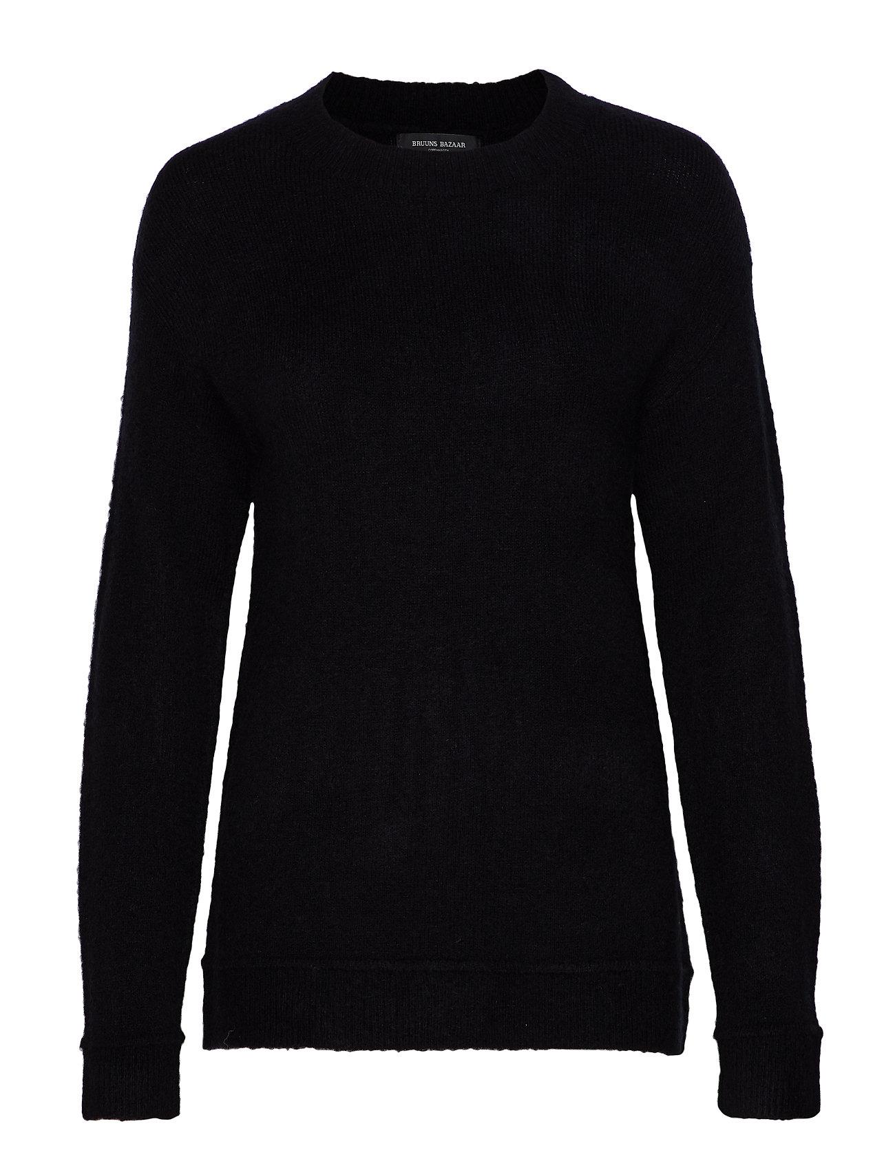 Bruuns Bazaar Holly Johanne Pullover - BLACK