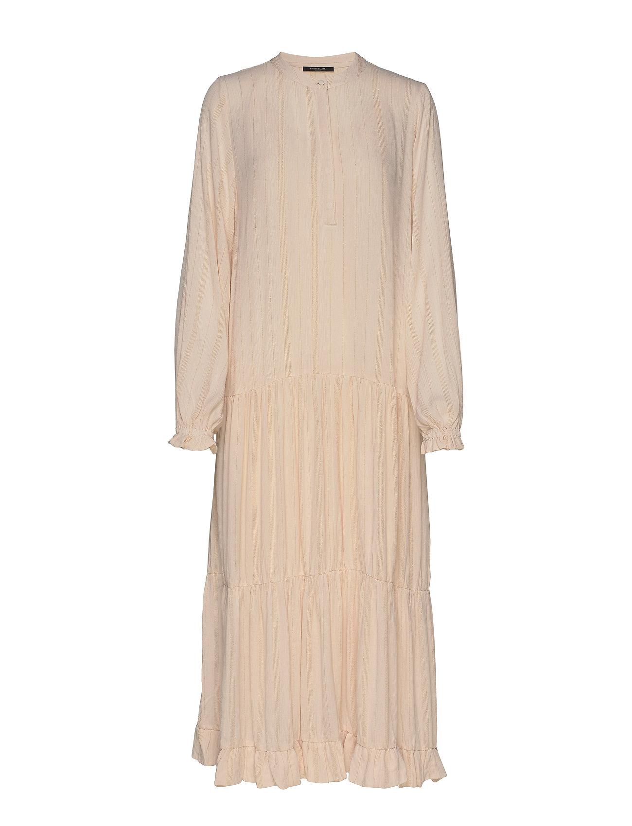 Bruuns Bazaar Nori Rosella dress BZ - SOFT ROSE