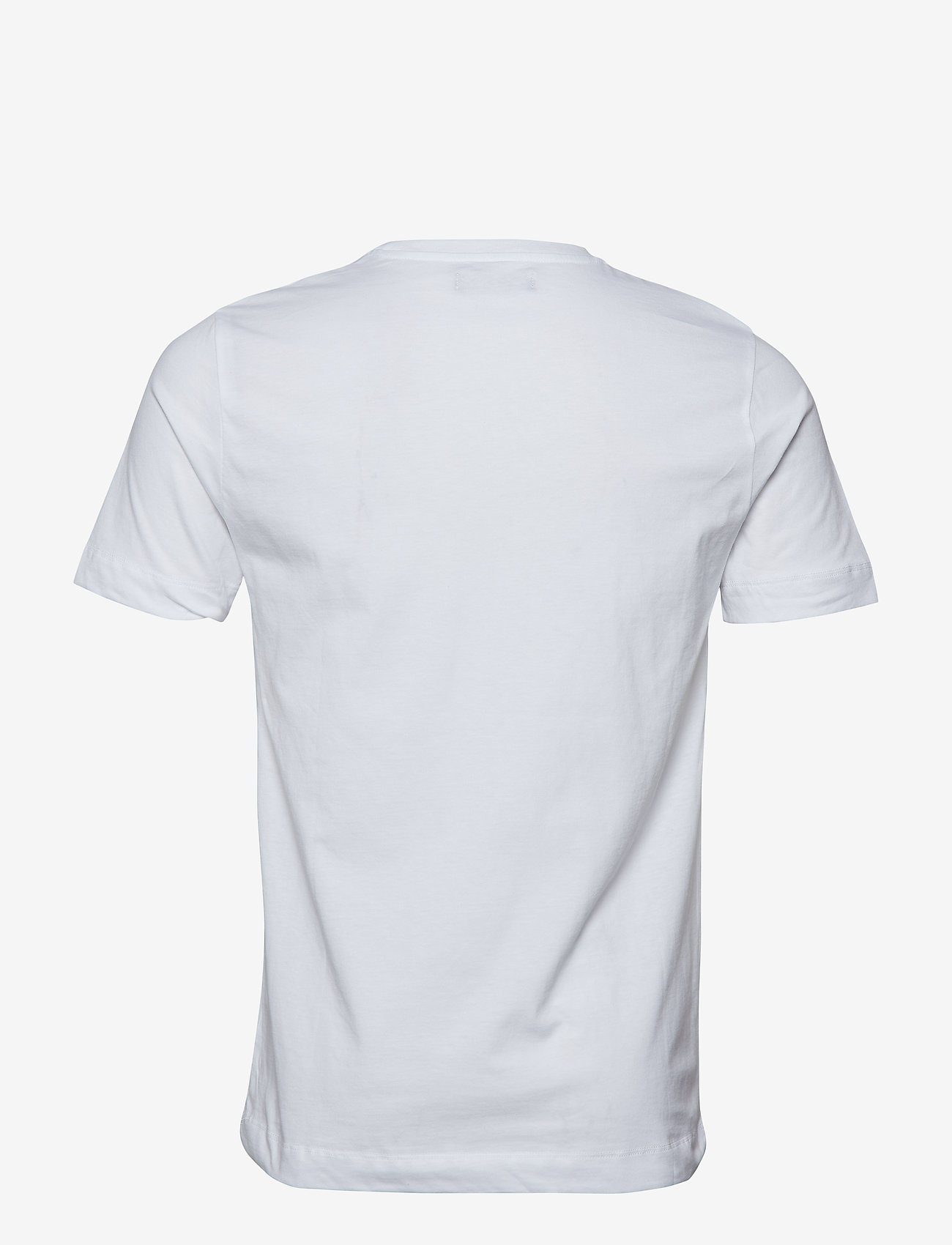 Bruuns Bazaar - Gustav T-shirt - t-shirts basiques - white - 1