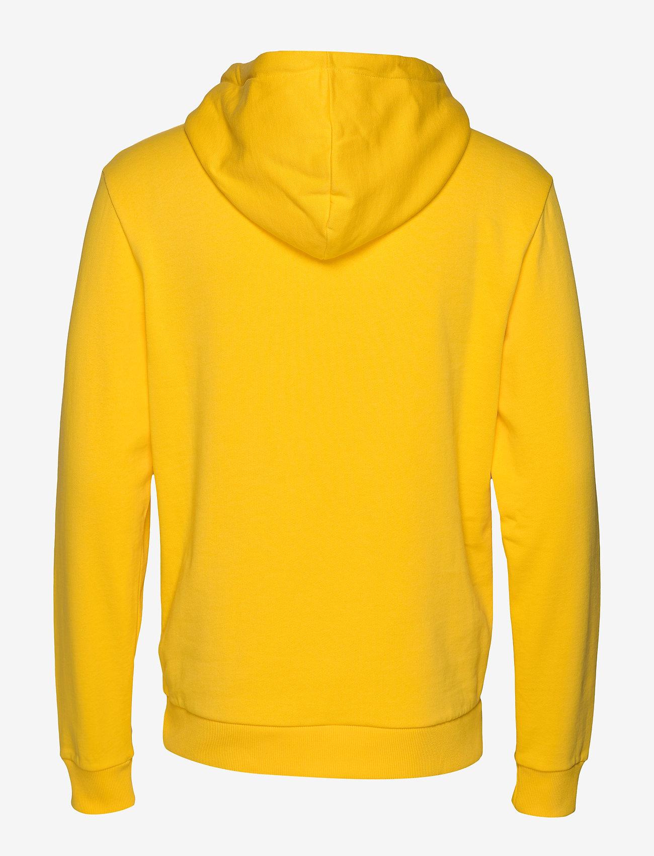 Bruuns Bazaar - Bertel Utility Sweat - basic sweatshirts - bright yellow - 1