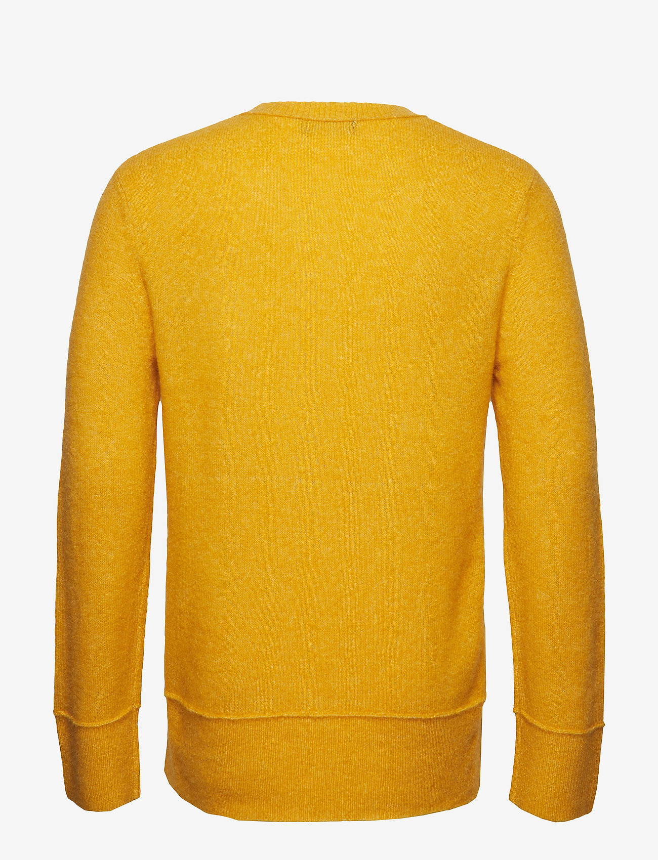 Bruuns Bazaar - Chris Crew Neck - tricots basiques - yellow - 1