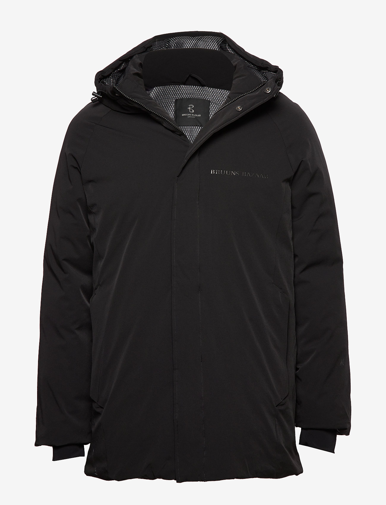 Bruuns Bazaar - Tor short jacket - vestes matelassées - black - 0