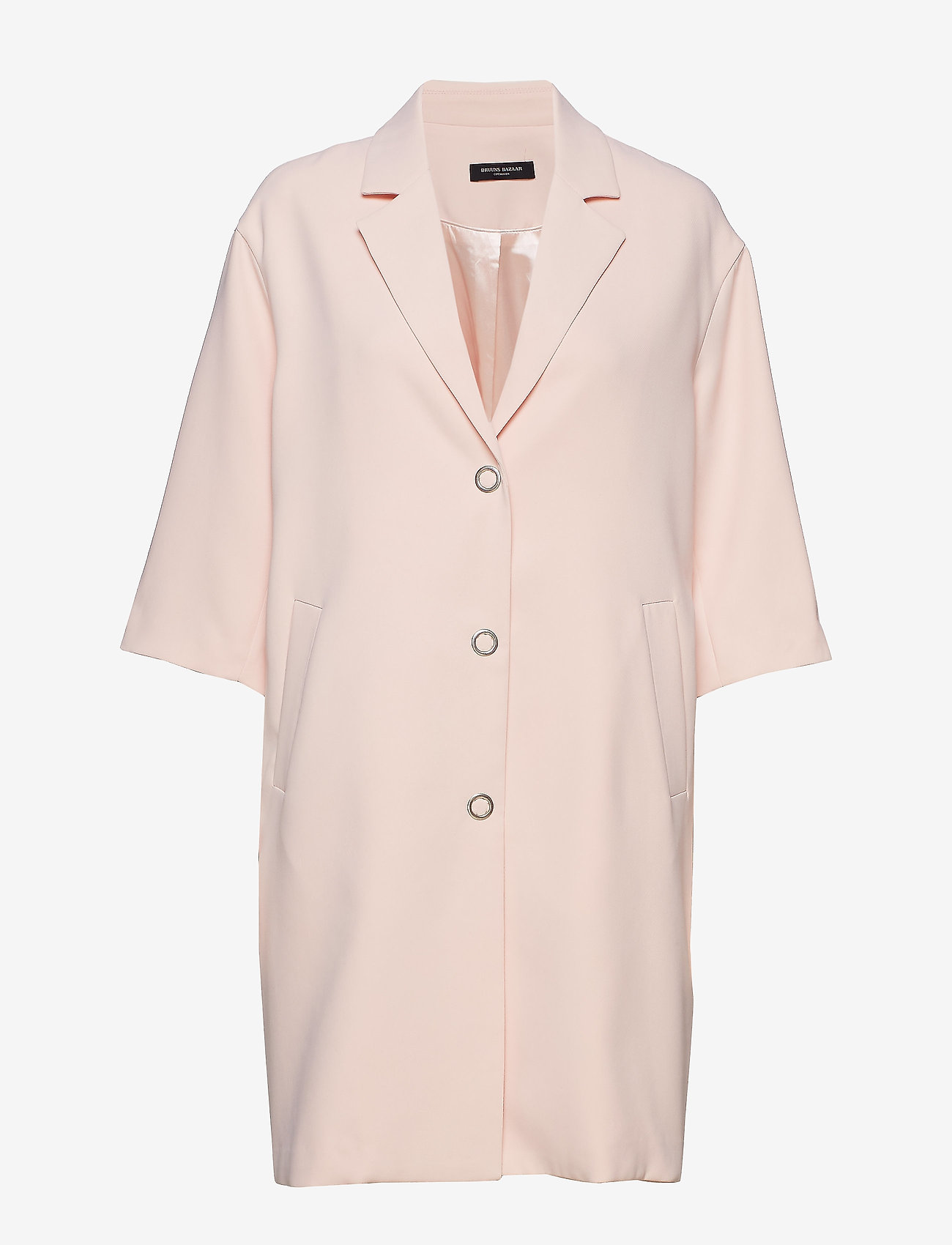 Bruuns Bazaar - Lucca Fran Coat - light coats - creamy rosa - 0