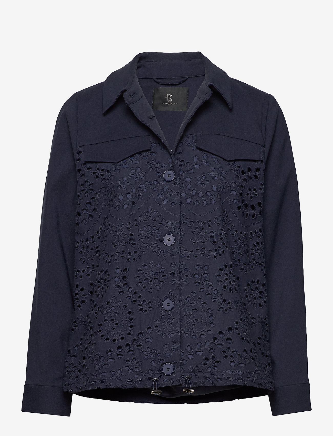 Bruuns Bazaar - Abelina Camil jacket - lichte jassen - night sky - 0