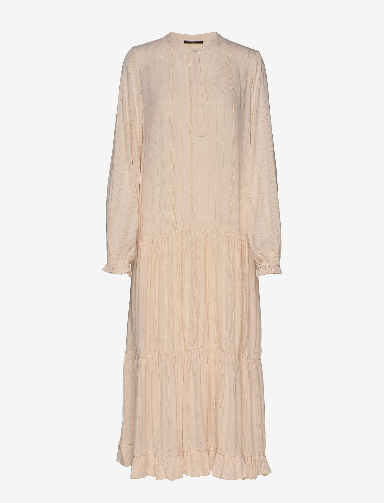 Bruuns Bazaar - Nori Rosella dress BZ - robes longues - soft rose - 0