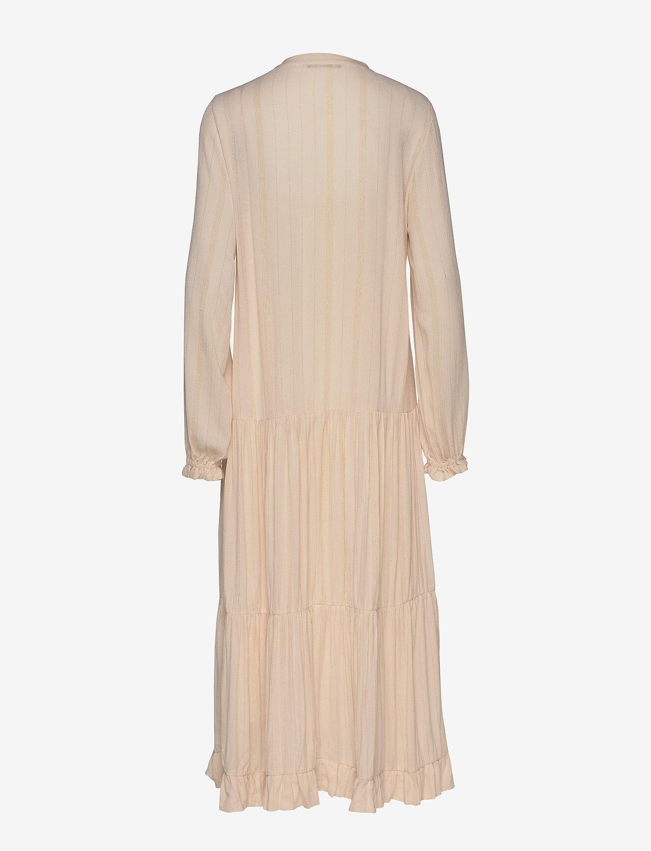 Bruuns Bazaar - Nori Rosella dress BZ - robes longues - soft rose - 1