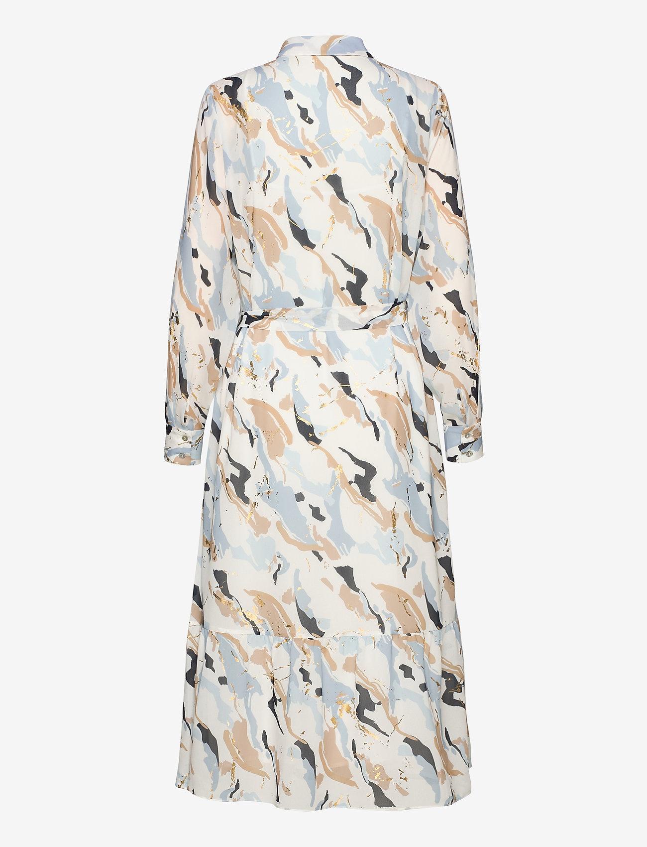 Bruuns Bazaar Poetica Kora Dress - Klänningar Poetic Artwork