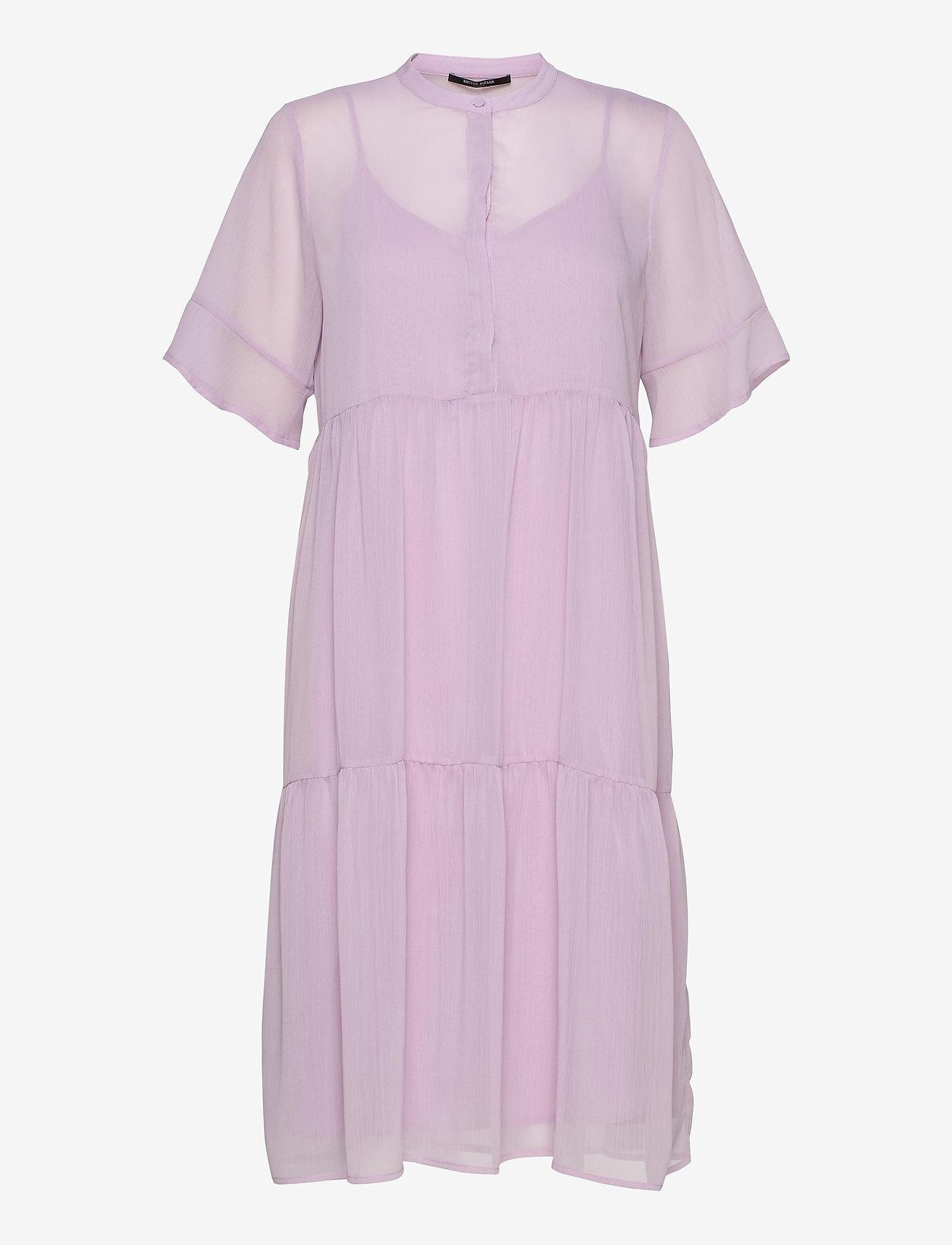 Bruuns Bazaar - Ariana Passion dress - midi kjoler - lavender