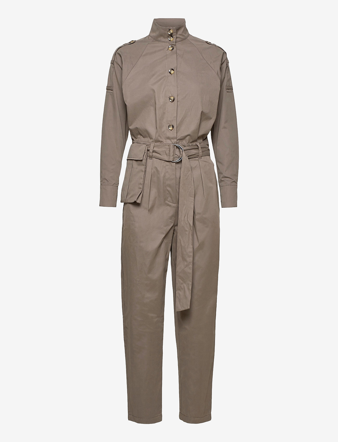 Bruuns Bazaar - Basil Heath jumpsuit - jumpsuits - bungee brown - 0
