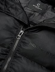 Bruuns Bazaar - Arn Helium Parka - vestes matelassées - black - 6