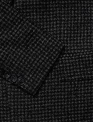 Bruuns Bazaar - Andrew Karl blazer - blazers à boutonnage simple - black check - 3