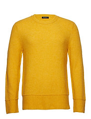 Chris Crew Neck - YELLOW