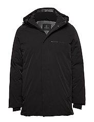 Tor short jacket - BLACK