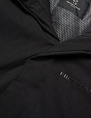 Bruuns Bazaar - Tor short jacket - vestes matelassées - black - 3