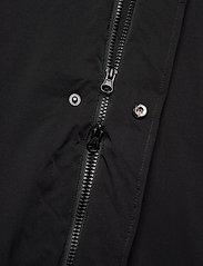 Bruuns Bazaar - Tor short jacket - vestes matelassées - black - 5