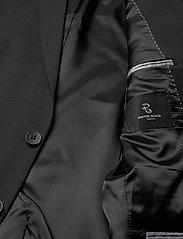 Bruuns Bazaar - Karl Suit - costumes simple boutonnage - black - 6