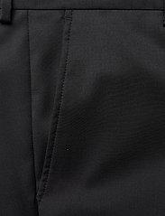 Bruuns Bazaar - Karl Suit - costumes simple boutonnage - black - 8
