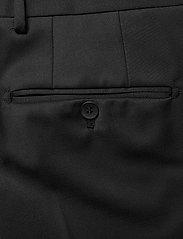 Bruuns Bazaar - Karl Suit - costumes simple boutonnage - black - 9