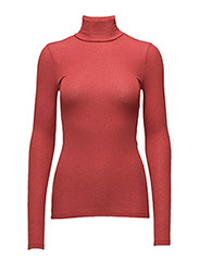 Angela Roll neck - SCARLETT RED