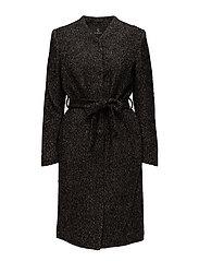 Grivelle Helga Coat - BLACK/WHITE