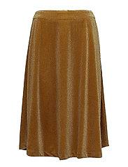 Vera Linda skirt - SPICY MUSTARD