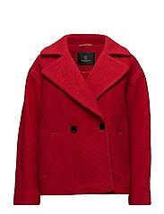 Hariett Sandra jacket - SCARLETT RED