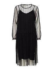 Sofistina Chanda dress - BLACK