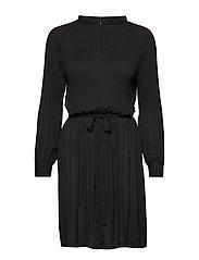 Pearl Bella Dress - BLACK