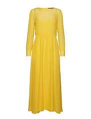 Zilke Luzia Dress - PEACHY YELLOW
