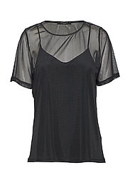 Thora Joy Tee - BLACK