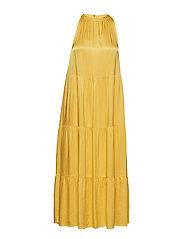 Sofie Maja Dress - PEACHY YELLOW
