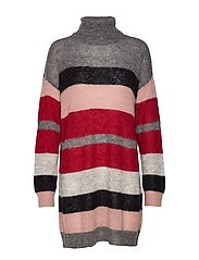 Benedicte Katrine Knit - MULTI STRIPE