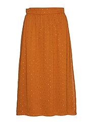 Mariah Violet skirt - SUNDAN BROWN