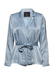 Bruuns Bazaar Sofia Liera blazer - BLUE MIST