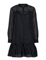 Santonia chicka shirt dress - NIGHT SKY