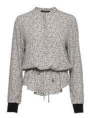 Fleur Elise shirt - FLEUR ARTWORK
