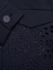 Bruuns Bazaar - Abelina Camil jacket - lichte jassen - night sky - 5