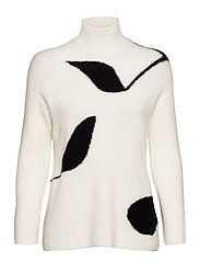 Holly Melody pullover - SNOW WHITE