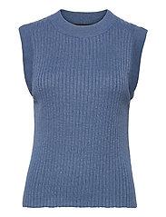 Daylily Rosmine knit top - RIVERSIDE