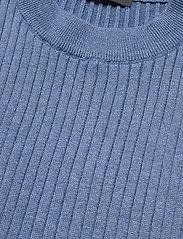 Bruuns Bazaar - Daylily Rosmine knit top - strikkede toppe - riverside - 2