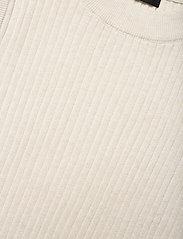 Bruuns Bazaar - Daylily Rosmine knit top - strikkede toppe - sandstorm - 2