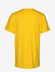 Bruuns Bazaar - Gustav Utility t-shirt - t-shirts basiques - bright yellow - 1